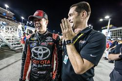 Erik Jones, Kyle Busch Motorsports and Max Papis