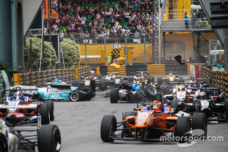 Шансы увидеть Ф1 в Макао: нулевые