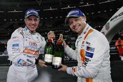 Nations Cup i vincitori Jason Plato e Andy Priaulx