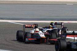 Arthur Pic, Campos Racing devant Artem Markelov, RUSSIAN TIME