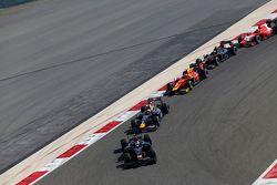 Sergey Sirotkin, Rapax, Pierre Gasly, DAMS, Alexander Rossi, Racing Engineering, Gustav Malja, Rapax