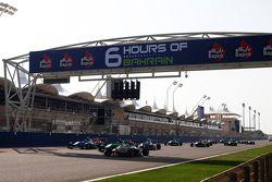 Matthew Parry, Koiranen GP, Sandy Stuvik, Status Grand Prix en Ralph Boschung, Jenzer Motorsport