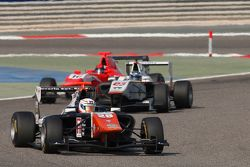 Michele Beretta, Trident voor Zaid Ashkanani, Campos Racing en Aleksander Bosak, Arden International