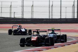 Artur Janosz, Trident leads Jimmy Eriksson, Koiranen GP