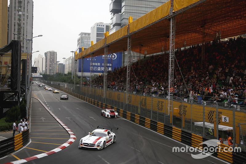 Circuit de Guia, Macao