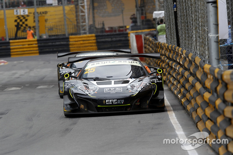 Alvaro Parente, FFF Racing Team, McLaren 650s GT3