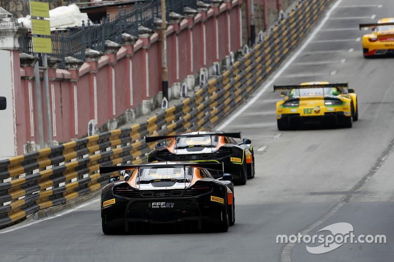 Kevin Estre, FFF Racing Team, McLaren 650s GT3