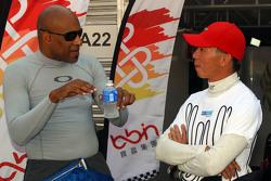 Robb Holland, SEAT Leon, Roadstar Racing Team et Douglas Khoo, SEAT Leon, Niza Racing