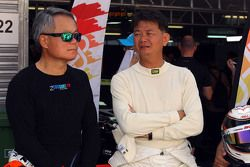 Keith Chan, SEAT Leon, Target Competition y Johnson Huang, SEAT Leon, Roadstar Racing Team