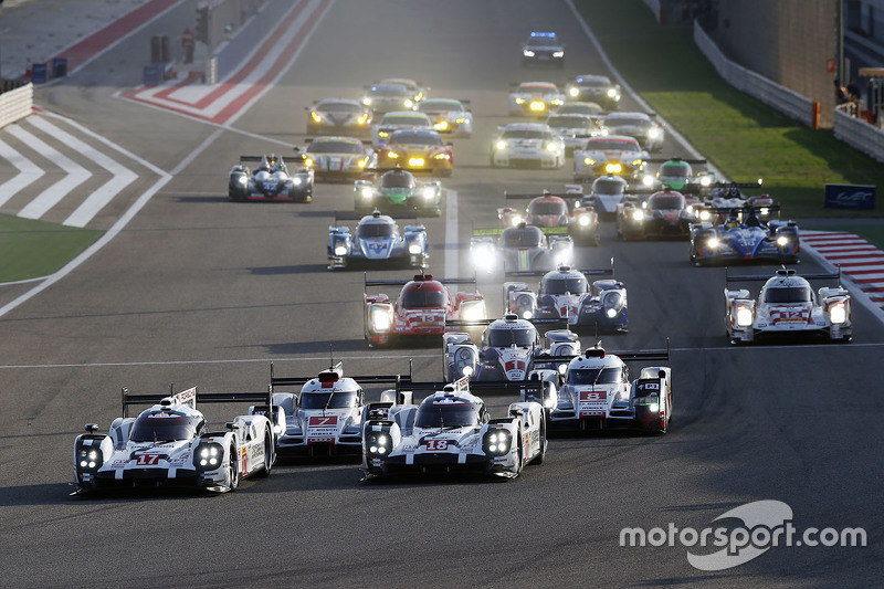 #10: WEC-Start in Bahrain