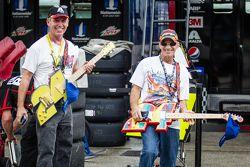 Fans von Jeff Gordon, Hendrick Motorsports Chevrolet
