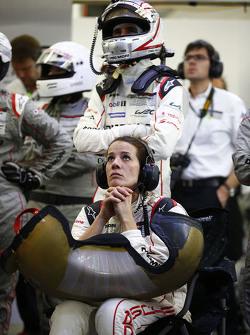 Romain Dumas, Porsche Takımı
