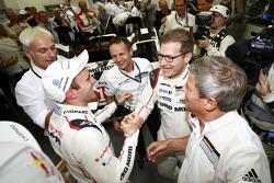 2015 kampioen Timo Bernhard, Porsche Team