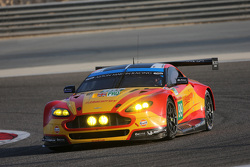 #99 Aston Martin Racing Aston Martin Vantage GTE: Alex MacDowall, Fernando Rees, Richie Stanaway