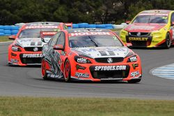Garth Tveer, Holden Yarış Takımı