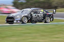 Chris Pither, Super Black Racing Ford