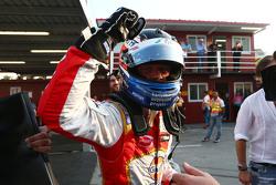 Winner Felix Rosenqvist, Prema Powerteam Dallara Mercedes-Benz