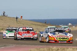 Lionel Ugalde, Ugalde Competicion Ford, Matias Rossi, Donto Racing Chevrolet, Santiago Mangoni, Labo