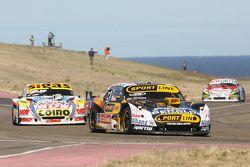 Leonel Pernia, Las Toscas Racing Chevrolet, Mauricio Lambiris, Coiro Dole Racing Torino, Juan Martin