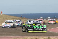 Mauro Giallombardo, Maquin Parts Racing Ford, Leonel Sotro, Alifraco Sport Ford, Gabriel Ponce de Le