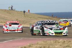 Gaston Mazzacane, Coiro Dole Racing Chevrolet, Matias Jalaf, Catalan Magni Motorsport Ford