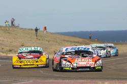 Guillermo Ortelli, JP Racing Chevrolet, Nicolas Bonelli, Bonelli Competicion Ford