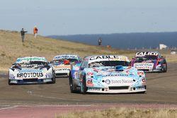 Federico Alonso, Taco Competicion Torino, Emiliano Spataro, UR Racing Dodge, Martin Ponte, Nero53 Ra