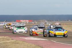 Josito di Palma, CAR Racing Torino, Lionel Ugalde, Ugalde Competicion Ford, Santiago Mangoni, Labori