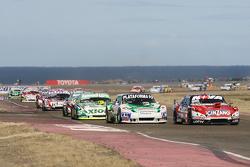 Matias Rossi, Donto Racing Chevrolet, Santiago Mangoni, Laboritto Jrs Torino, Agustin Canapino, Jet