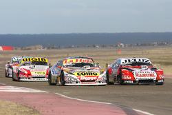 Pedro Gentile, JP Racing Chevrolet, Sergio Alaux, Coiro Dole Racing Chevrolet, Juan Manuel Silva, Ca