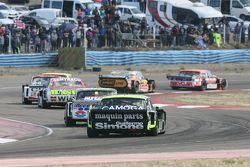 Mauro Giallombardo, Maquin Parts Racing Ford, Leonel Sotro, Alifraco Sport Ford, Juan Martin Trucco,