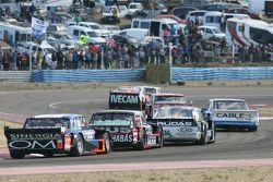 Jose Savino, Savino Sport Ford, Emanuel Moriatis, Alifraco Sport Ford, Martin Ponte, Nero53 Racing D