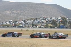 Christian Ledesma, Jet Racing Chevrolet, Jose Manuel Urcera, Las Toscas Racing Torino, Juan Marcos A