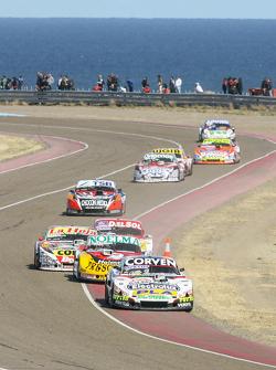 Juan Marcos Angelini, UR Racing Dodge, Prospero Bonelli, Bonelli Competicion Ford, Sergio Alaux, Coi