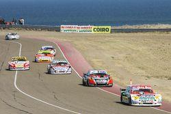 Juan Pablo Gianini, JPG Racing Ford, Jose Manuel Urcera, Las Toscas Racing Torino, Camilo Echevarria