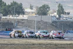 Matias Rossi, Donto Racing Chevrolet, Facundo Ardusso, Trotta Competicion Dodge, Norberto Fontana, L