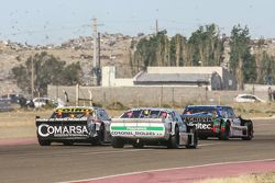 Camilo Echevarria, Coiro Dole Racing Torino, Laureano Campanera, Donto Racing Chevrolet, Mathias Nol