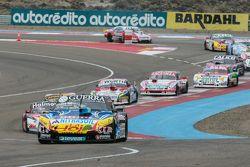 Josito di Palma, CAR Racing Torino, Omar Martinez, Martinez Competicion Ford, Matias Jalaf, Catalan