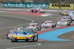 Josito di Palma, CAR Racing Torino, Omar Martinez, Martinez Competicion Ford, Matias Jalaf, Catalan Magni Motorsport Ford, Juan Pablo Gianini, JPG Racing Ford