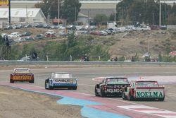 Matias Jalaf, Catalan Magni Motorsport Ford, Federico Alonso, Taco Competicion Torino, Emanuel Moria