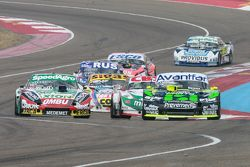 Mauro Giallombardo, Maquin Parts Racing Ford, Carlos Okulovich, Sprint Racing Torino, Facundo Arduss
