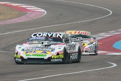 Juan Marcos Angelini, UR Racing Dodge, Sergio Alaux, Coiro Dole Racing Chevrolet