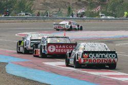 Emiliano Spataro, UR Racing Dodge, Jose Manuel Urcera, Las Toscas Racing Torino, Juan Marcos Angelin