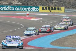 Gabriel Ponce de Leon, Ponce de Leon Competicion Ford, Emiliano Spataro, UR Racing Dodge, Jose Manue