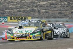 Omar Martinez, Martinez Competicion Ford, Laureano Campanera, Donto Racing Chevrolet