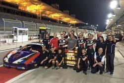 Победители WEC в категории GTE Am: SMP Racing, Аексей Басов, Андреа Бертолини, Виктор Шайтар, спорти