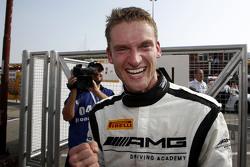Le vainqueur Maro Engel, Mercedes AMG Driving Academy