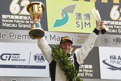 Podium : le vainqueur Maro Engel, Mercedes AMG Driving Academy