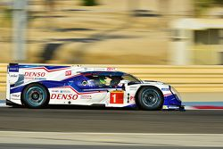 #1 Toyota Racing Toyota TS040 Hybrid: Mike Conway