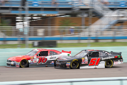 Jeremy Clements, Jeremy Clements Racing Chevolet ve Ryan Reed, Roush Fenway Racing Ford